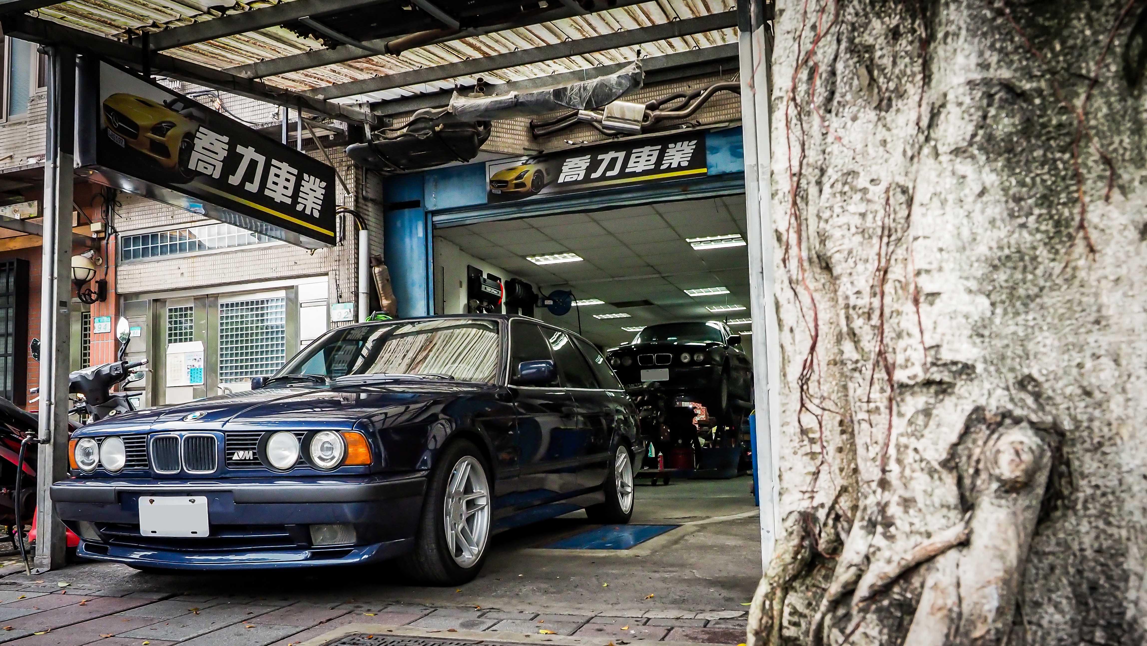 2020 BMW E34 5-Series Service